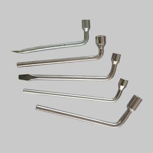 L型撬杠轮胎扳手加工的机床选择