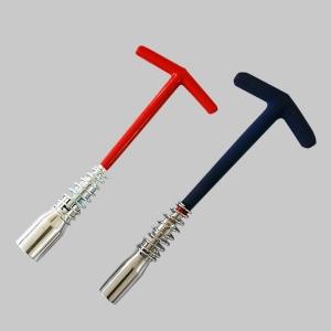 带弹簧T型火花塞扳手