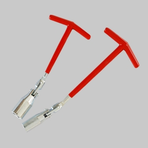光面镀锌T型火花塞扳手